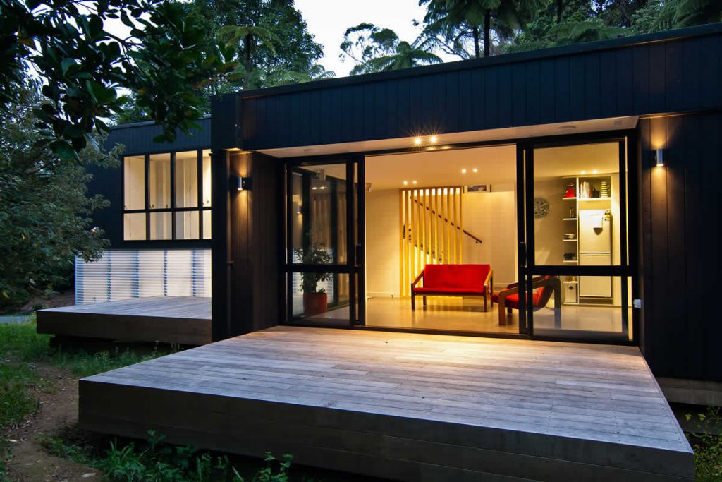 Box™ Modern. Belmont, New Zealand.
