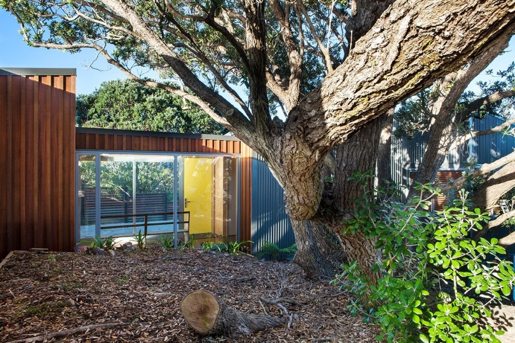 Eco Home built sustainably by Box