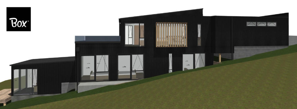 Auckland architectural design and build home in Grey Lynn