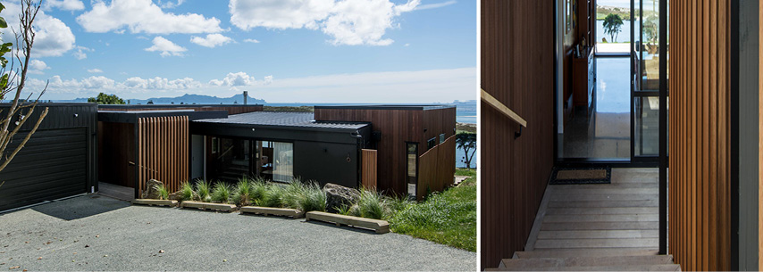 Architecturally designed Waipu holiday home