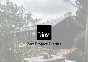 Box Project Diaries Front Page
